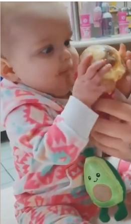 baby wil ijs