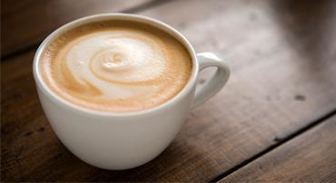 koffie cappuccino late macchiato